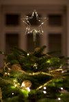 Julelys innendørs