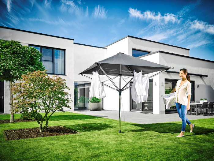 leifheit linoprotect 400 t rrestativ med tag jem fix. Black Bedroom Furniture Sets. Home Design Ideas