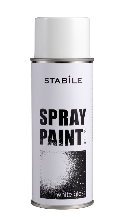 vit sprayfärg till trä